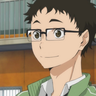 Professor-Takeda-Haikyuu!!