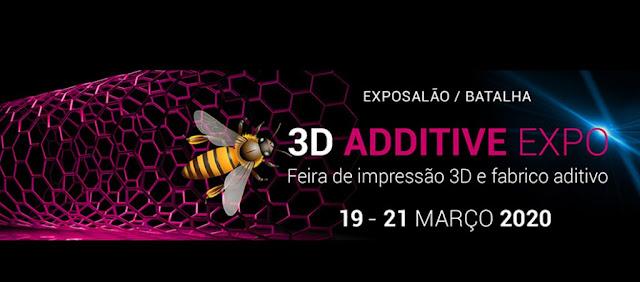 EXPOSALÃO organiza a primeira feira dedicada à Impressão 3D e à Indústria 4.0