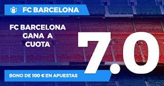 Paston Megacuota Promoción Copa del Rey: Barcelona vs Murcia 29 noviembre