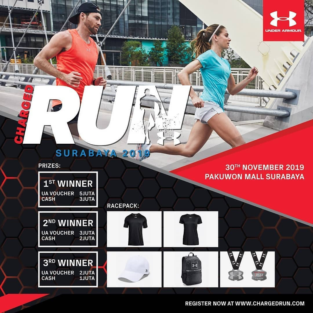 RPC - Charged Run - Surabaya • 2019