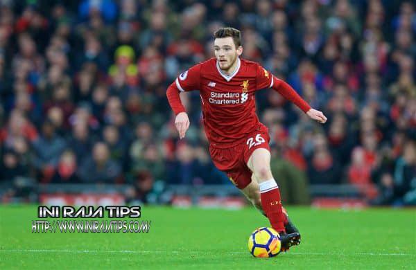 Liverpool Siapkan Kontrak Baru Untuk Andrew Robertson