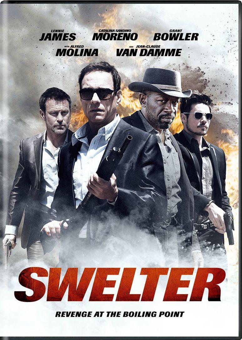 Swelter (2014) ปล้น ฉะ นรก