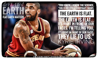 Musings from 'A' LotKyrie Irving Talk To Pawns