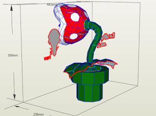 planta piranha supermario