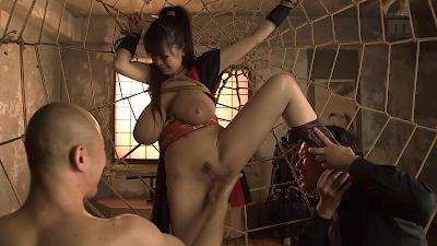 [MIDE-271] Mulher Ninja Hitomi - Parte 02