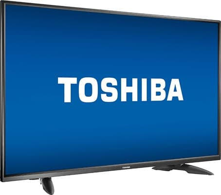 Toshiba TF-43A810U21: 43 '' Smart TV with Fire TV, Dolby Vision and DTS Studio Sound