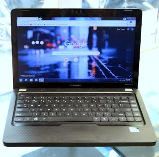 Jual Laptop Compaq CQ42 ( Intel 14-Inchi ) di Malang