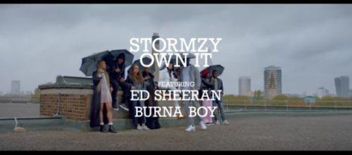 (Video)Stormzy -ft Ed Sheeran & Burna Boy (Mp4 Download)