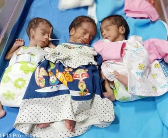 उत्तराखंड में एक महिला ने दिया तीन बच्चों को जन्म-देखें पूरी खबर