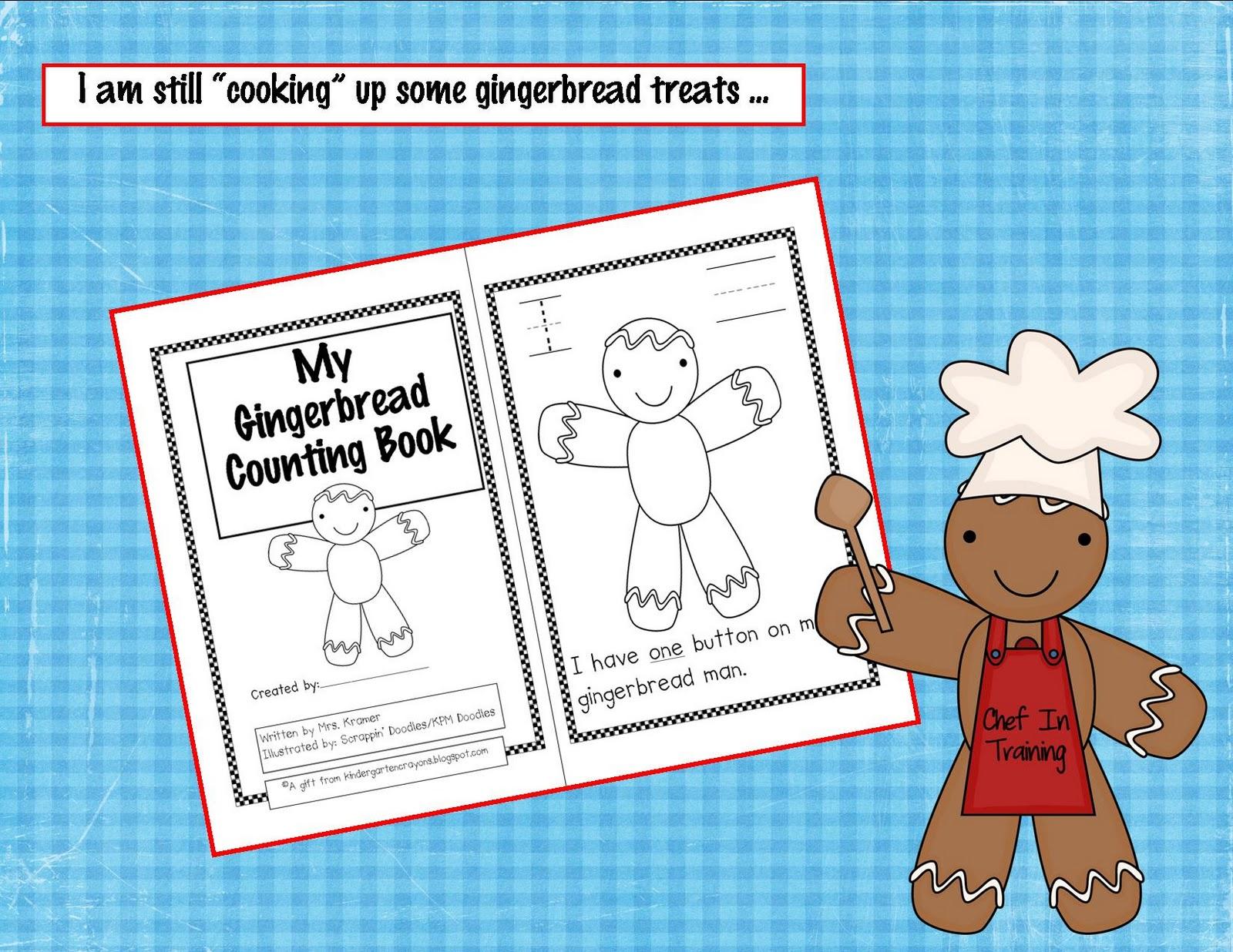 Kindergarten Crayons Cooking Up More Treats For Next Week