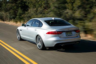 Carshighlight.com - 2020 Jaguar XF Review