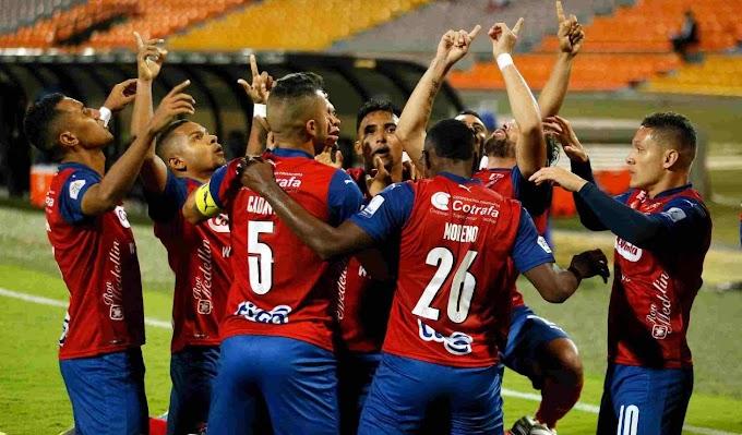 ¡De infarto! Así se jugará la fecha 19 de la Liga BetPlay 1 2021, Independiente Medellín se jugará sus 'restos' ante Once Caldas