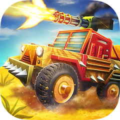 Zombie Offroad Safari Mod Apk Unlimited Money Terbaru