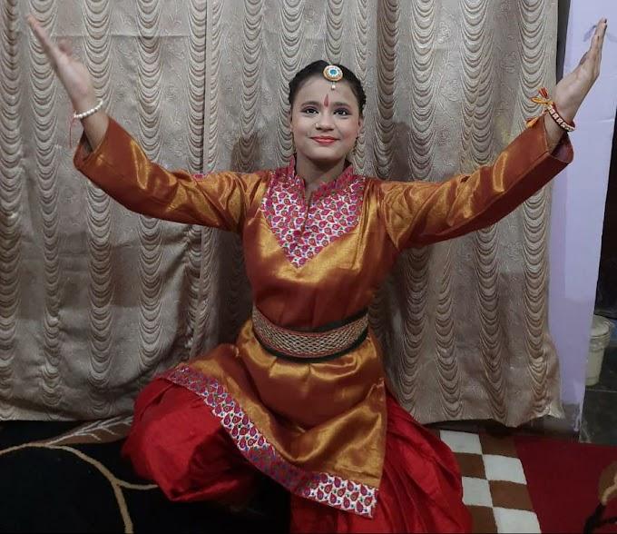 """""""जाने क्यों लोग घरों से निकला करते हैं..."""" पर नृत्य से स्तुति ने दिया ये संदेश"""