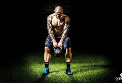 Does harder exercise block mental sharpness?