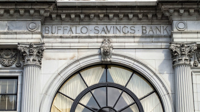 Architecture Buffalo: Buffalo Savings Bank