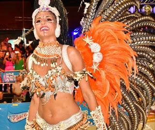 El carnaval de Concordia se vive en las redes sociales