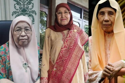 Biografi Tiga Wanita Hebat Pembendung Pemikiran Liberali di Nusantara