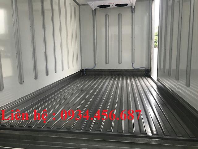Sàn thùng inox 304 đông lạnh H150
