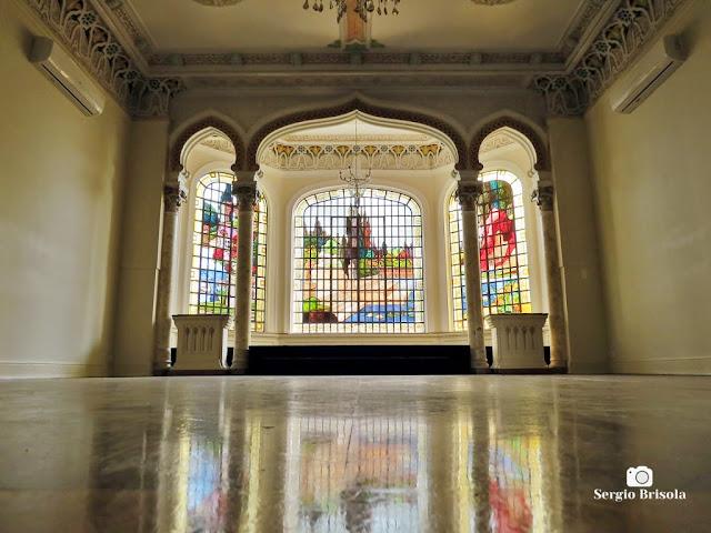 Palacete Basílio Jafet (Sala Oriental)