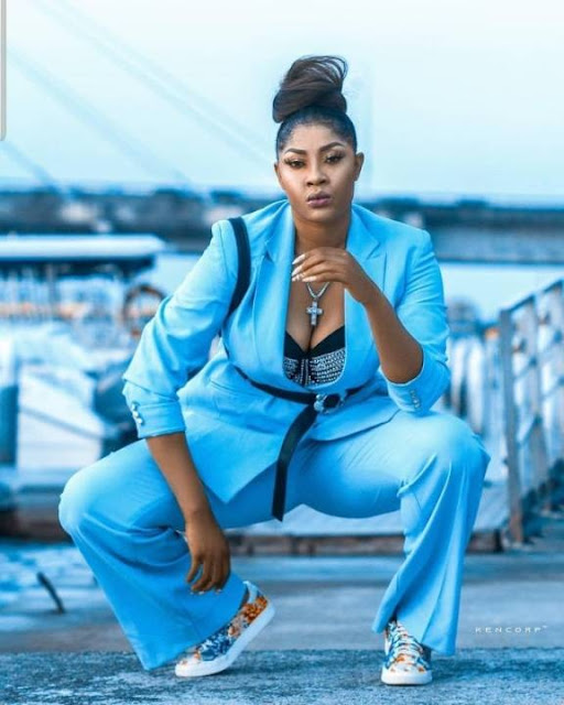 Could Angela Okorie Have Faked Being Shot To Promote Her New Song?