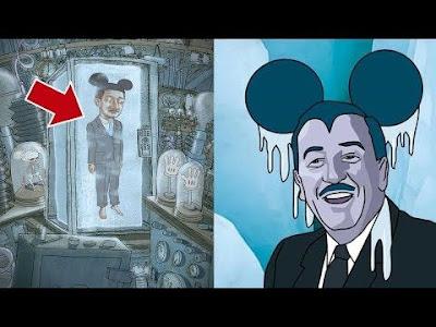 ¿Walt Disney está congelado?-PuroIngenio