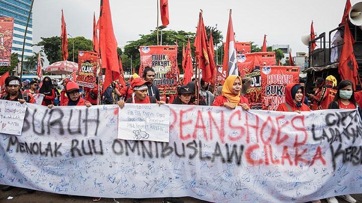 Omnibus Law Sangat Berbahaya Bagi Dunia Pendidikan, Apa Masih Mau Dilanjut Juga?