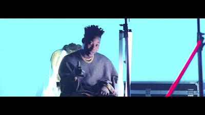 Reekado Banks Ft Vanessa Mdee - Move  Video