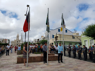 Prefeitura faz abertura da Semana da Pátria em Picuí
