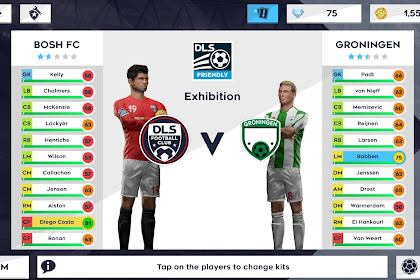Game Dream League Soccer 2021