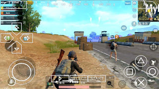 Download PUBG Mobile PSP ISO  PPSSPP Emulator