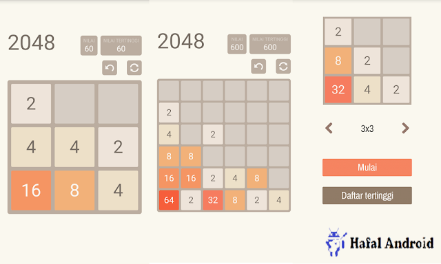 Game 2048 Android
