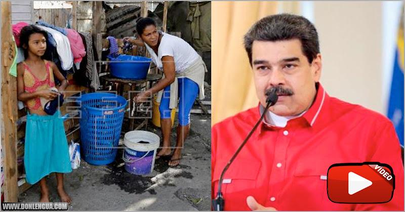 Maduro acusa a Peruanos de atropellar de manera intencional a los migrantes venezolanos