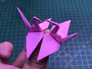Shop mua hạc giấy xếp sẵn tại tphcm | lợi nguyễn origami
