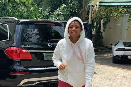 Nwoko Doing Wonders : Regina Got Another Benz Car From Her Baby