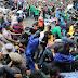 "Dalam Aksi Unjuk Rasa di DPRD Sumsel"" 28 Mahasiswa Dilarikan ke Rumah Sakit, 3 Polisi Terluka"