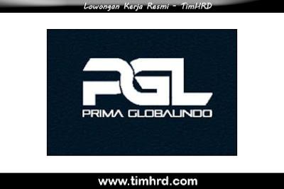 Lowongan Kerja Resmi PT Prima Globalindo Logistik