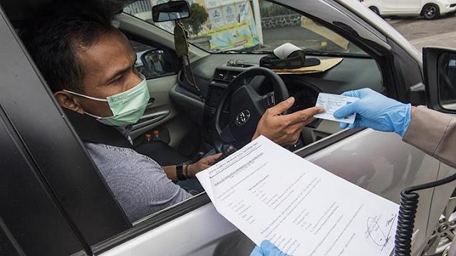 Redam Penyebaran Covid-19, SIKM Jadi Syarat Masuk Jakarta
