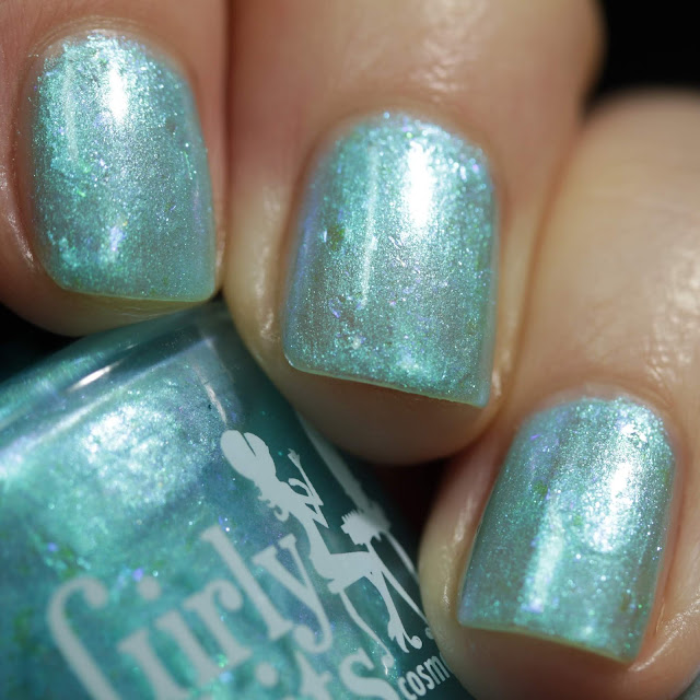 Girly Bits You Look Marble'ous swatch by Streets Ahead Style