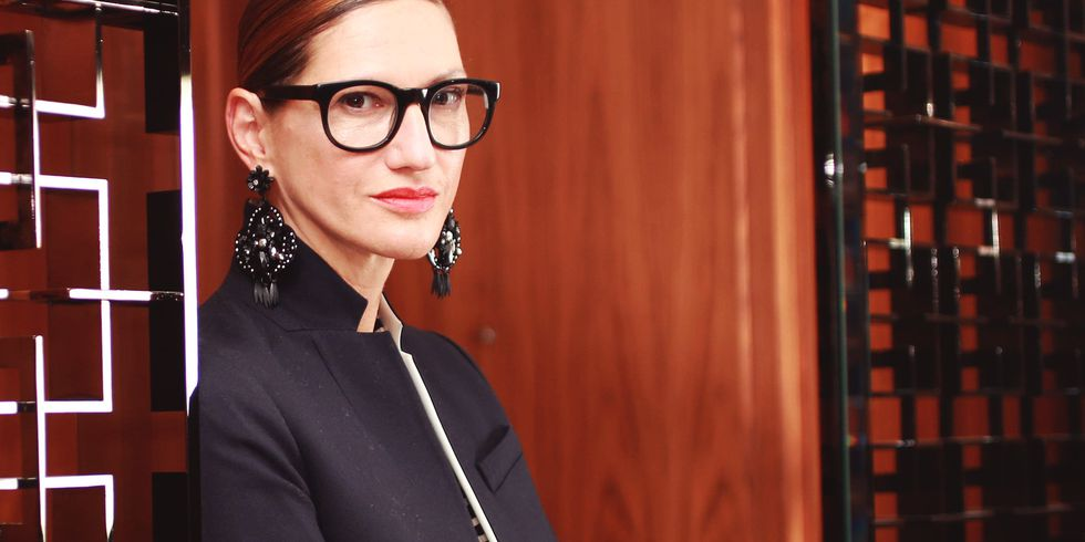 Jenna Lyons Is Selling Her Clothes on the Internet