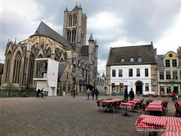 Lugares bonitos que ver en Gante