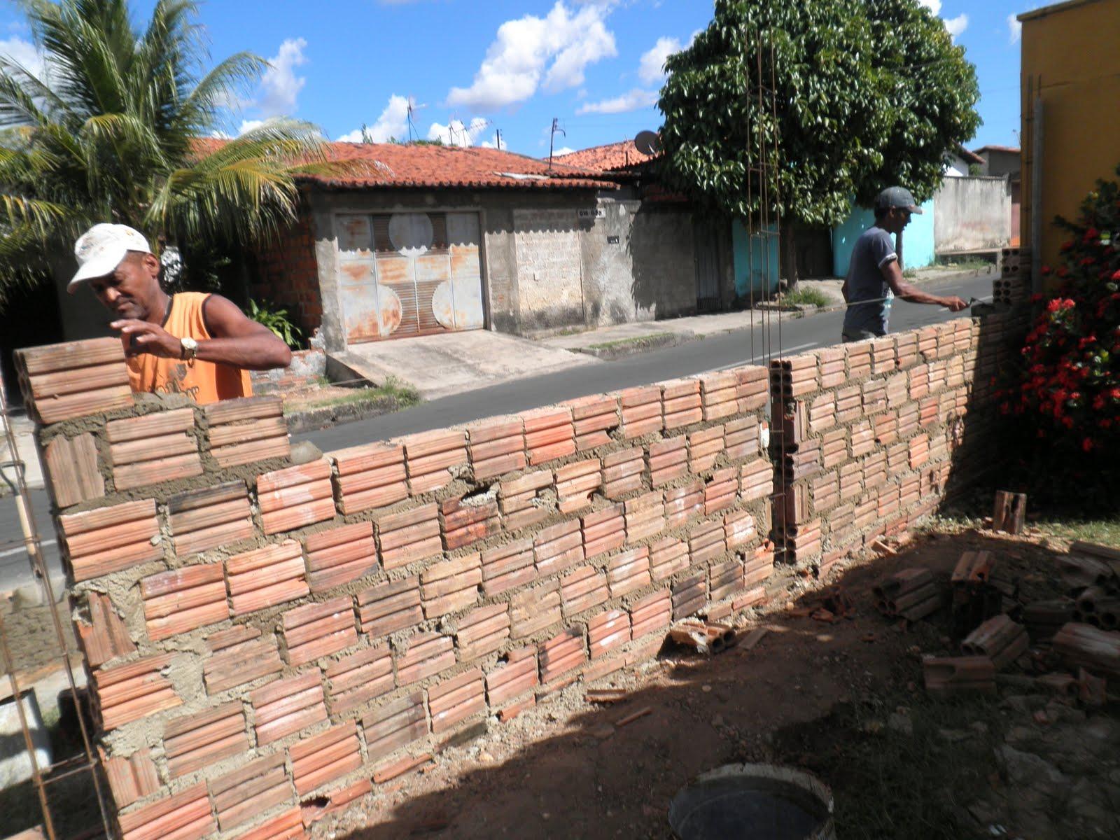 Baratos muros bonitos e for Modelos de frentes de casas