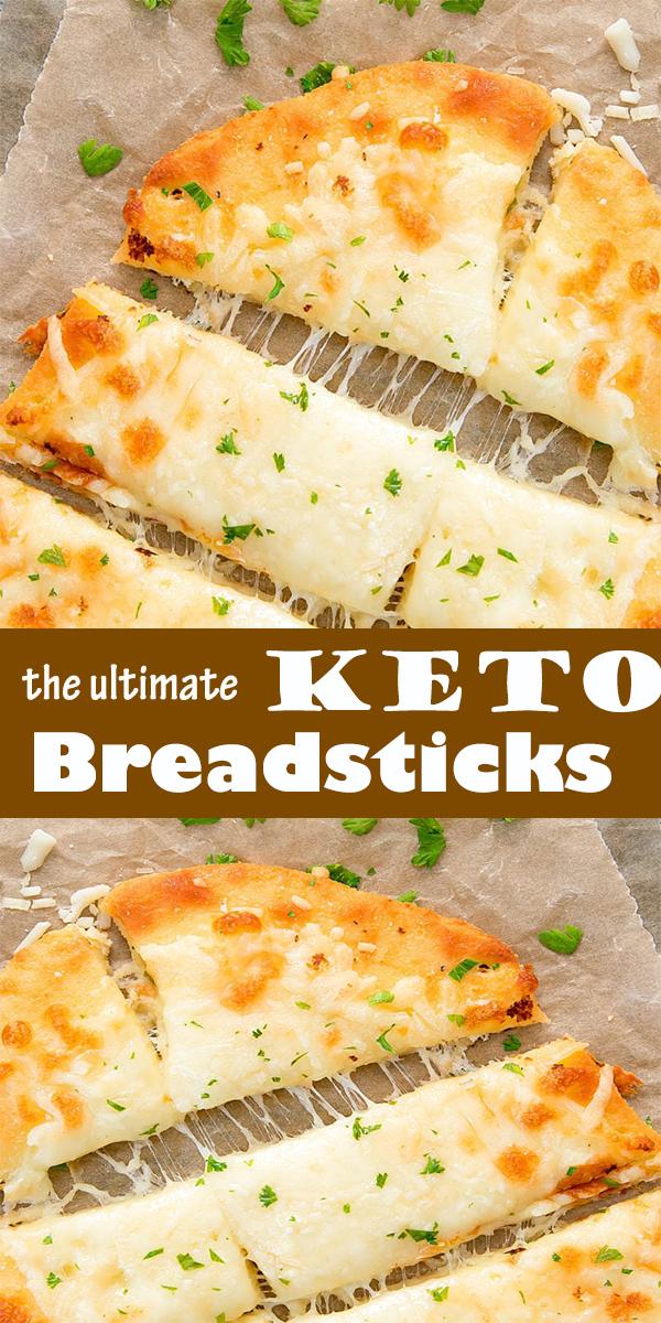 Keto Breadsticks #Keto #Breadsticks #KetoBreadsticks