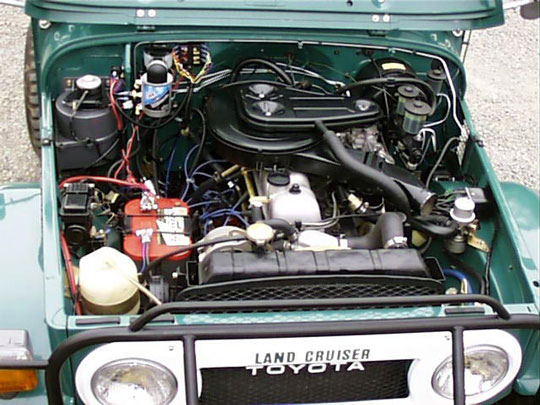 automotive 1976 fj40 restoration build up. Black Bedroom Furniture Sets. Home Design Ideas