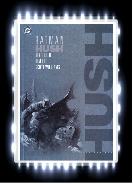Rabbit Ears Book Blog Book Review Batman Hush Volume 2 By Jeph Loeb