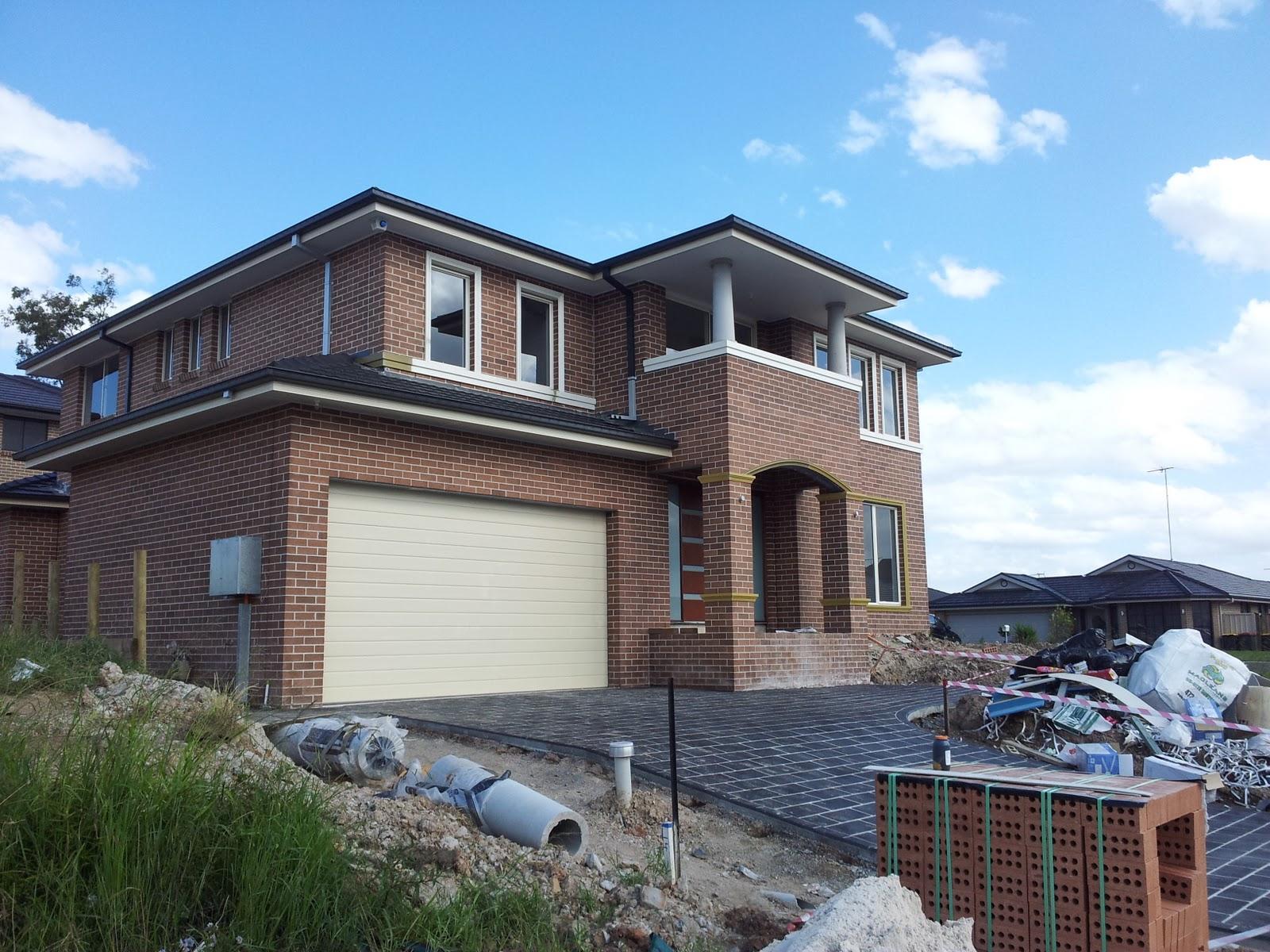 Our Eden Brae Madison 36 @ Kellyville Ridge: Balcony ...