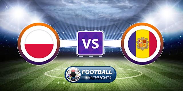 Poland vs Andorra – Highlights