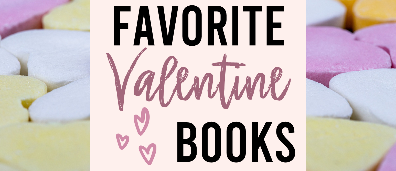 Valentine's Day books and activities for kids Kindergarten First Grade Second Grade