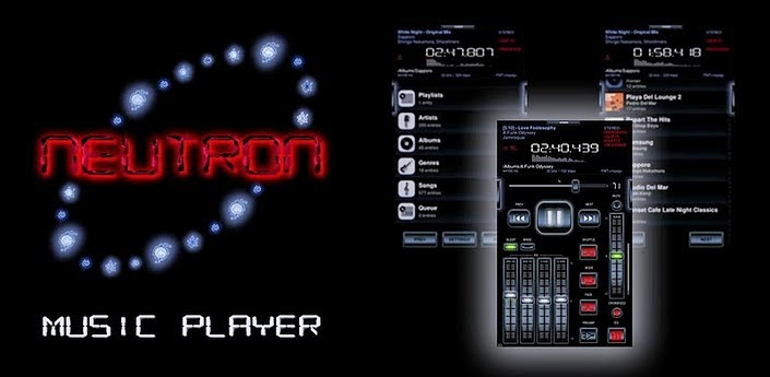 Download NEUTRON music player pro