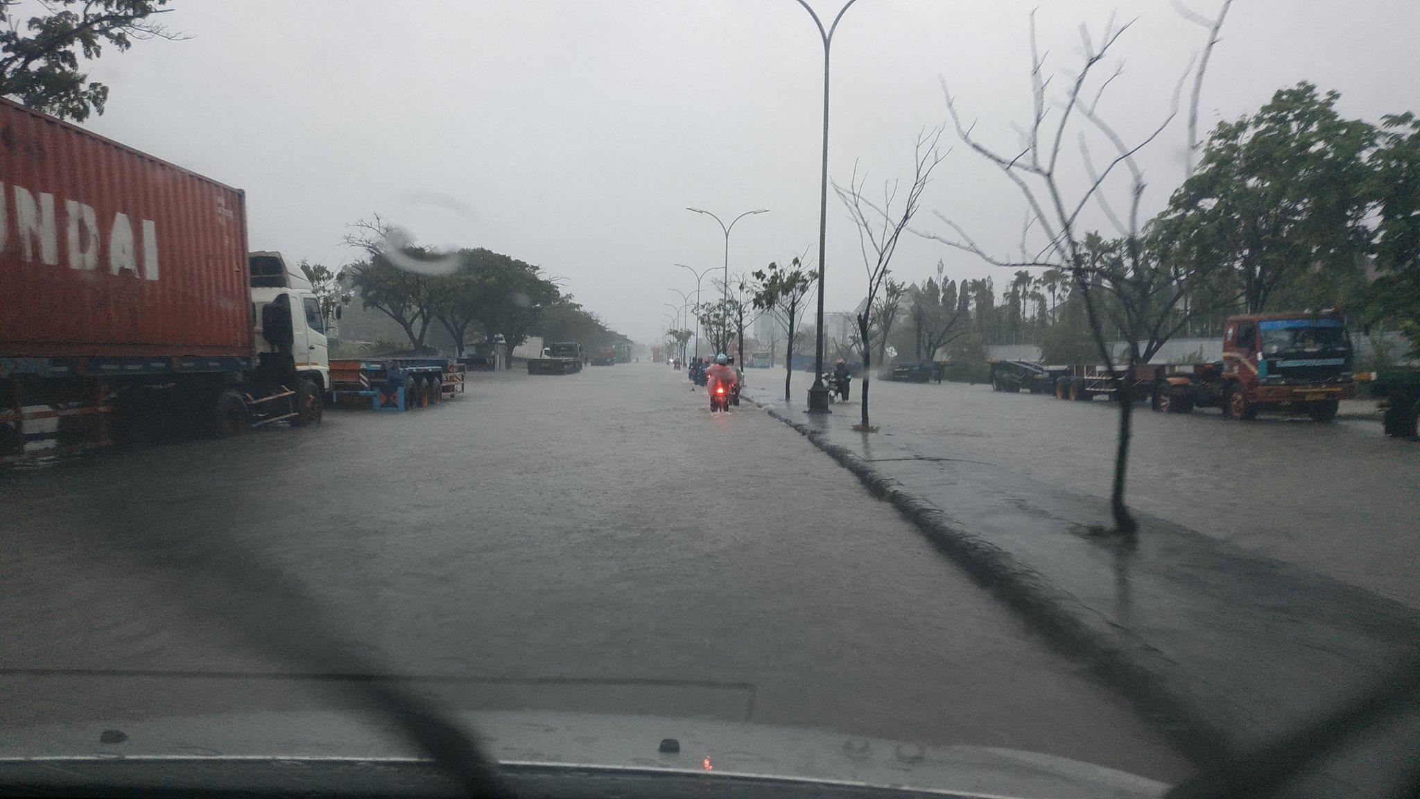 Medsos Sepi, Semarang Banjir Tetap yang Disalahkan Anies Baswedan